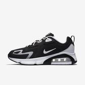 Nike Air Max 200 [CQ4599-010] 男鞋 運動 休閒 慢跑 氣墊 避震 球鞋 運動 穿搭 黑 白