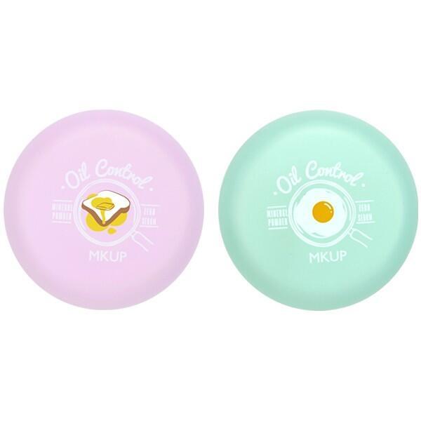 MKUP美咖 極致吸油蜜粉餅(不油鬱)5.5g『STYLISH MONITOR』D474350