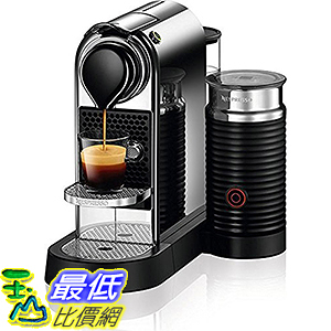 [美國直購] Nespresso C122-US-CH-NE Citiz & Milk Espresso Machine, Chrome