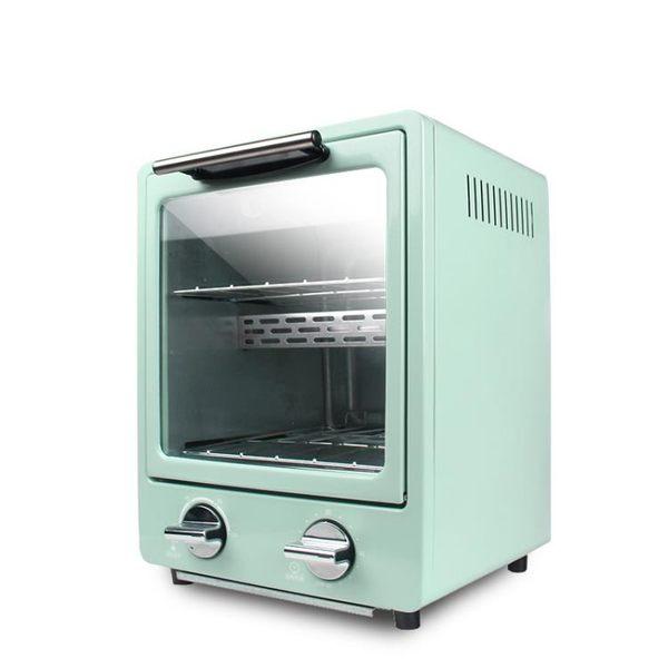 JP-KX122電烤箱家用 迷你小型 雙層烘焙  蛋糕披薩多功能『名購居家』 igo 220V