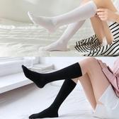 全館83折 小腿襪夏季薄款絲襪白色襪子女中筒襪ins潮長筒襪夏薄jk街頭長襪