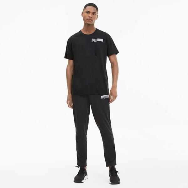 【現貨】PUMA Collective 男裝 短袖 短T 訓練 透氣 黑 歐規【運動世界】51899201