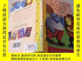 二手書博民逛書店The罕見Bogey Men and the Trolls Next Door妖怪和隔壁的巨魔Y200392