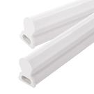 (組)LightnessLED調光T5支架燈2呎9W白光 x2入
