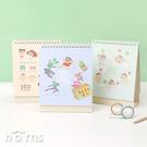 蠟筆小新桌曆2021年桌曆- Norns 正版授權 日誌手帳 行事曆 Crayon Shin Chan Calendar