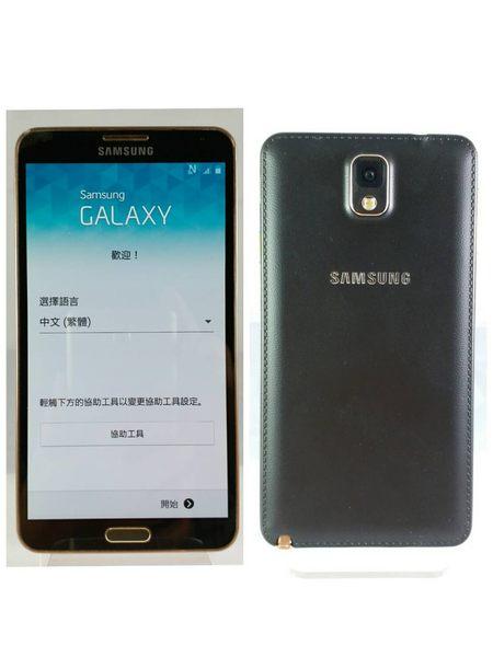 ☆胖達3C☆#5 SAMSUNG NOTE3 N900U LTE 16G 黑金 85%新 高價收購手機