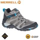【MERRELL 美國 女 ALVERSTONE MID GORE-TEX登山鞋《鐵灰》】ML036274/健行鞋/登山