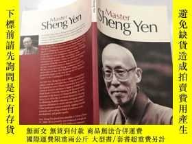 二手書博民逛書店Master罕見sheng yen:盛延大師Y212829
