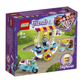 樂高積木 LEGO《 LT41389 》Friends 姊妹淘系列 - Ice Cream Cart╭★ JOYBUS玩具百貨