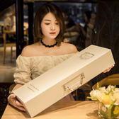 生日禮物520情人節德芙巧克力禮盒裝送女友創意浪漫心形錶白閨蜜  野外之家igo