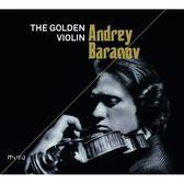停看聽音響唱片】【CD】 安德烈.巴拉諾夫:黃金小提琴