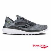 SAUCONY KINETA RELAY 運動生活鞋款-灰X黑