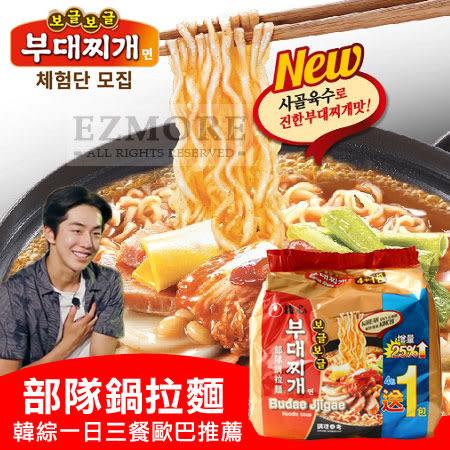 韓國 農心 部隊鍋拉麵 (五包入)