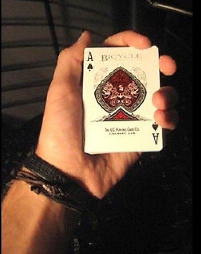 【USPCC 撲克】ellusionist black wrist band