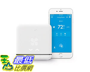 [107美國直購] 溫控器 Tado Smart Air Conditioner and Heater Controller, Wi-Fi, Compatible with iOS and Android