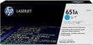 CE341A HP 651A 原廠青藍色碳粉匣 適用 M775/M775dn/M775f/M775z/M775z