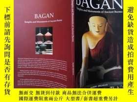二手書博民逛書店BAGAN罕見Temples and Monuments of Ancient BurmaY6515 BARR