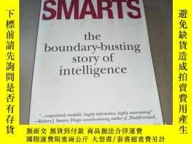 二手書博民逛書店SMARTS;the罕見boundary-busting sto