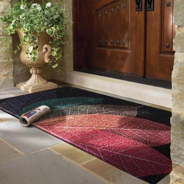 地墊進門入戶門門口絲圈家用腳墊地毯大門門外大門口入戶入門門墊 3C優購