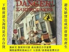 二手書博民逛書店Danger!罕見EarthquakesY21478 Seymo