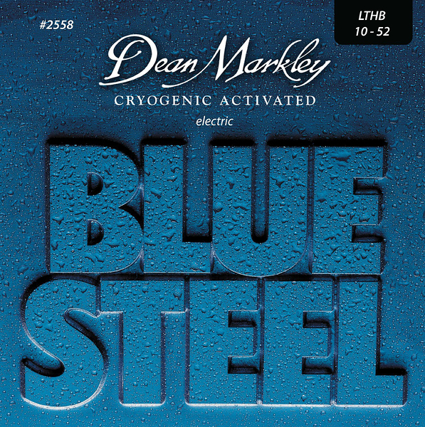 小叮噹的店-Dean Markley 2558 低溫冷凍電吉他弦 0.10-0.52 LTHB