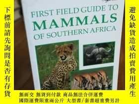 二手書博民逛書店Mammals罕見of Southern Africa (Fie