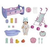 Baby Blush 親親寶貝 豪華全套配件娃娃禮盒 玩具反斗城
