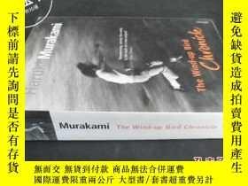 二手書博民逛書店Murakami罕見The Wind-up Bird Chron