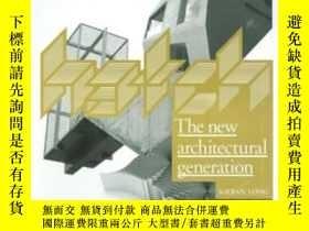 二手書博民逛書店Hatch罕見- The New Architectural GenerationY364682 Kieran