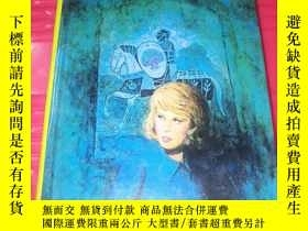 二手書博民逛書店Nancy罕見Drew 34: the Hidden Windo