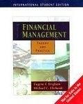 二手書博民逛書店《Financial Management : Theory a