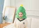 【單一款】聖誕樹造型頭帽 變裝帽 拍照裝飾品 聖誕節交換禮物 尾牙春酒派對表演 搞怪道具