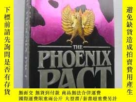 二手書博民逛書店The罕見Phoenix Pact  越戰小說Y85