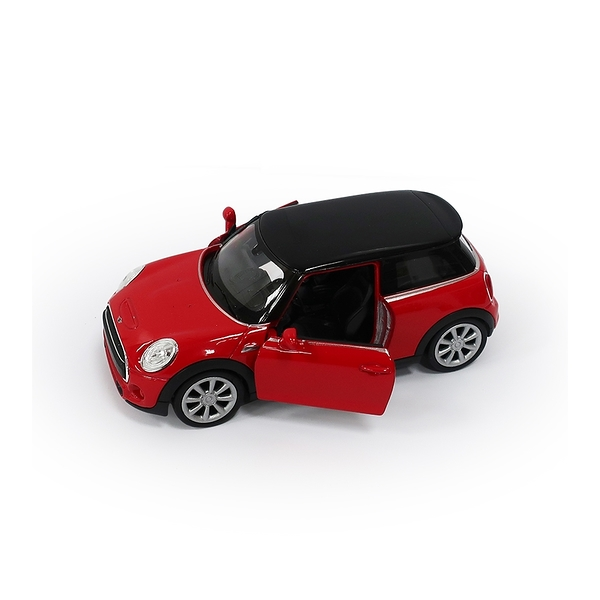正版授權合金名車-MINI Hatch(混色)