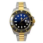 水鬼手錶 范倫鐵諾.古柏金色不鏽鋼錶NEV98