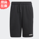 【現貨在庫】ADIDAS ESSENTIALS 3-S 男裝 短褲 慢跑 訓練 排汗 透氣 黑【運動世界】DU7830