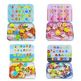可愛童趣12顆木製串珠玩具(幼兒串珠)
