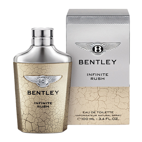 【Bentley 賓利】Infinite Rush 無限奔放 男性淡香水 100ML
