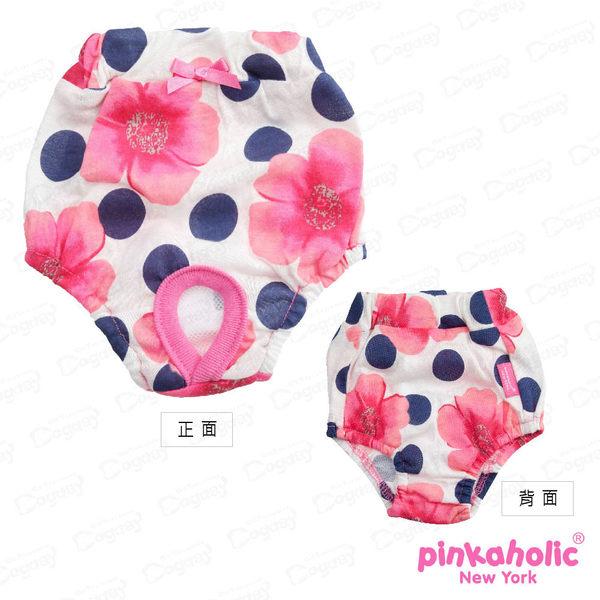 狗日子紐約《Pinkaholic》牡丹生理褲 L號 母狗生理褲 發情期防護