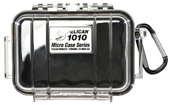 【聖影數位】塘鵝 PELICAN 1010  派力肯 防水抗震氣密微型箱 可放耳機/線材/3C小物   正成公司貨