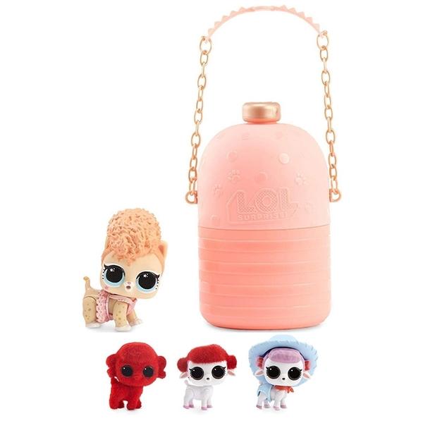 LOL Surprise 娃娃公仔 驚喜毛毛寵物瓶S5 (款式隨機出貨) 【鯊玩具Toy Shark】