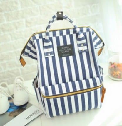 [24hr-快速出貨] 大開口 後背包 韓版 日本原宿風 筆電 包 非側背包 簡約 雙肩包 沙發 書包 肩背包