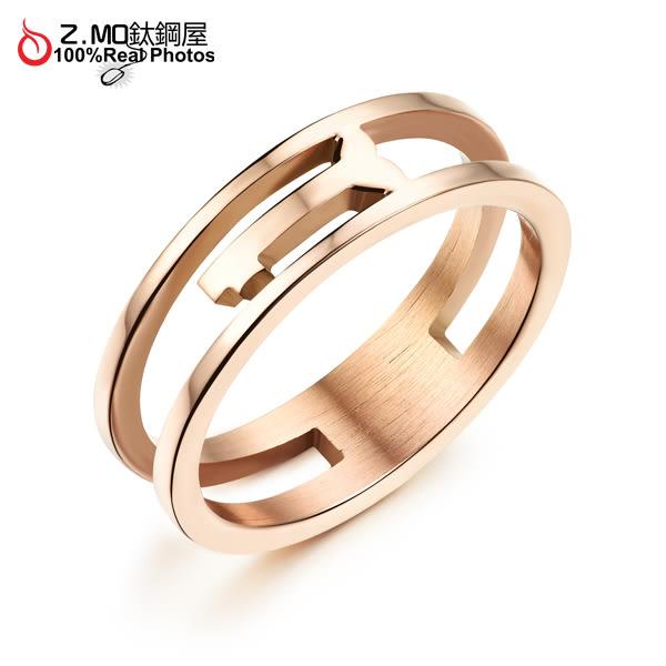 [Z-MO鈦鋼屋]316L白鋼戒指/不生鏽/鑰匙造型/甜美夢幻公主風格/簡約單只價【BKS490】