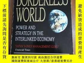 二手書博民逛書店THE罕見BORDERLESS WORLD: POWER AND