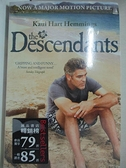 【書寶二手書T1/原文小說_CR7】The Descendants_Kaui Hart Hemmings