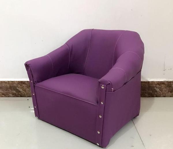 兒童沙發 2020新品兒童沙發椅小沙發實木迷你沙發皮革生日禮物