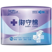 康乃馨御守棉-超薄衛生棉夜用33cm X12片X3包【愛買】