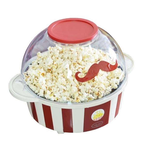 爆米花機 爆米花機電動家用小型球形全自動爆玉米花機可加焦糖油巧克力調料 装饰界