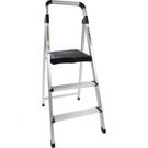 PRO特選三階鋁製輕便寬踏板梯...