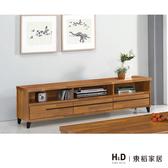 AA011-川普6尺三抽電視櫃(18JS1/379-3)【DD House】